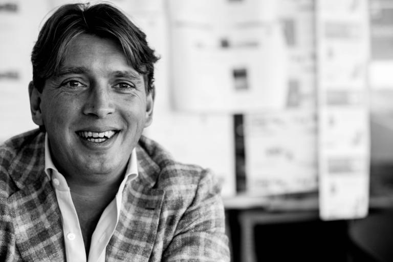 Coolblue eigenaar Pieter Zwart