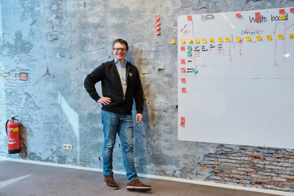 Rutger Quispel over de PR en marketing van BridgeFund