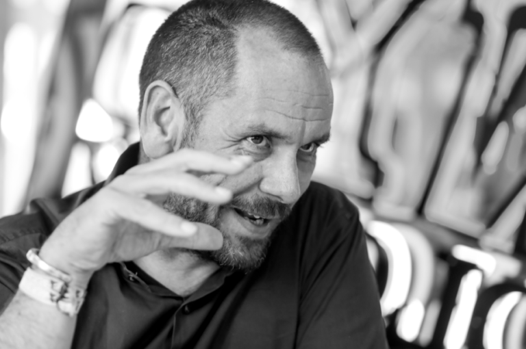 Henk Jan Beltman, CCO van Tony's Chocolonely