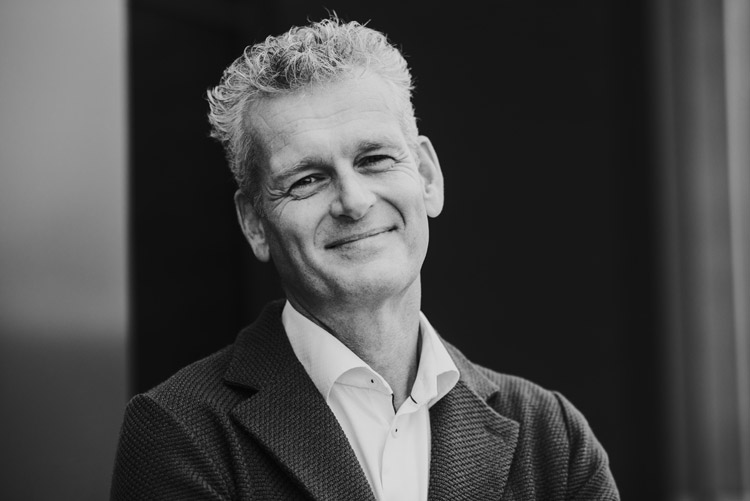 Erik Does, directeur van Ekoplaza.