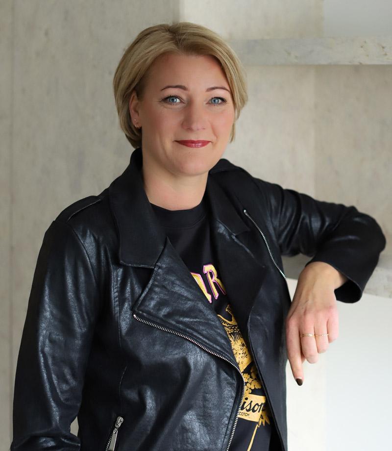 Helen van Veelen, oprichtster van The Diferenzz