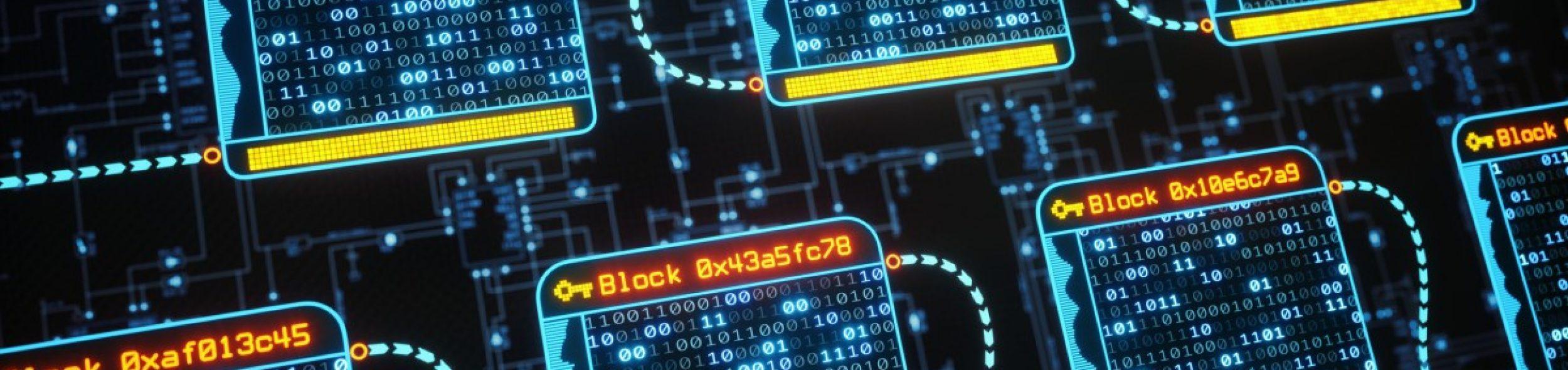 blockchain en contentmarketing